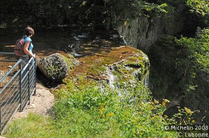 Cascade de l'Éventail