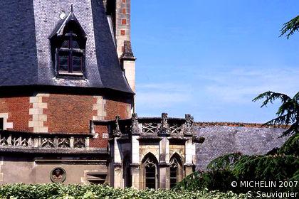 Anne de Bretagne Pavilion