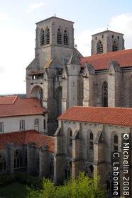 Abbey church of St Robert