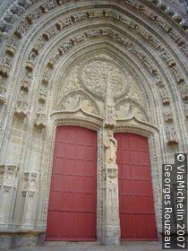 Cathédrale St-Pierre-et-St-Paul