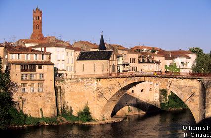 Cieutat Bridge (Pont Vieux)