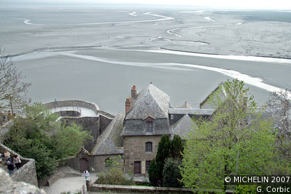 Mont-Saint-Michel bay