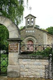 Chapelle Foujita
