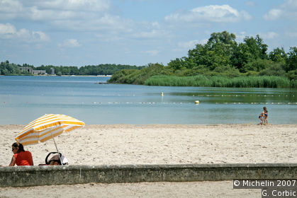 Lac du Der-Chantecoq