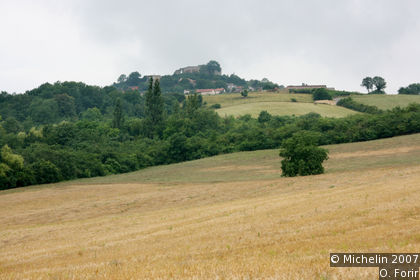 Mousson Hill