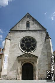 Église et couvent des Cordeliers