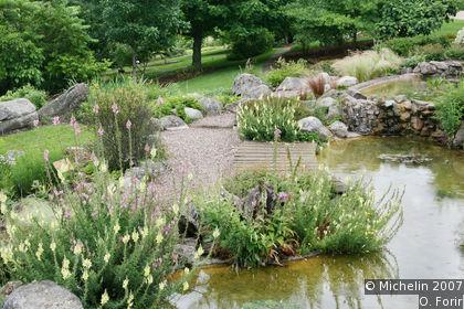Jardin botanique du montet alsace lorraine le guide for Jardin botanique nancy