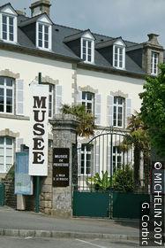 Prehistoric Museum of J.-Miln-Z.-Le-Rouzic