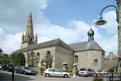 St-Cornély's Church
