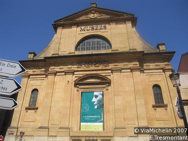 Cour d'Or Museum