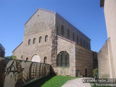Church of St-Pierre-aux-Nonnains