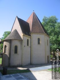 Chapel of the Knights Templar