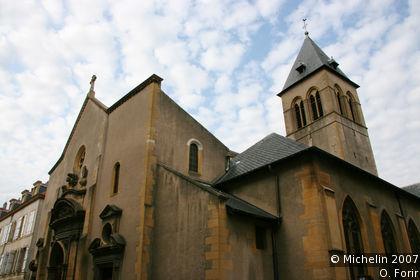 Church of St Maximin