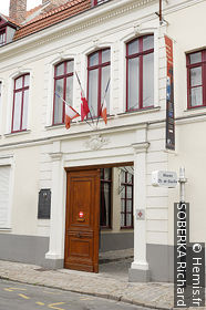 Birthplace of Charles de Gaulle