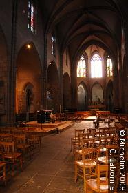 Notre-Dame du-Marthuret Church