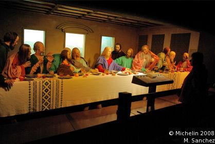 Lourdes Wax Museum