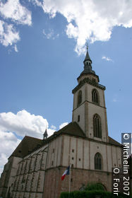 Basilica of St. Peter and St. Paul of Andlau