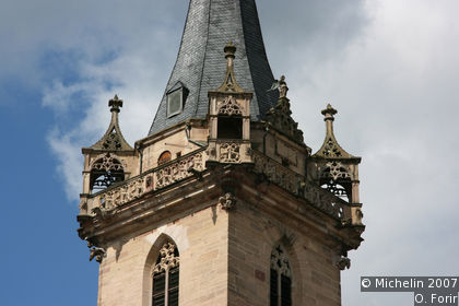 Chapel Tower