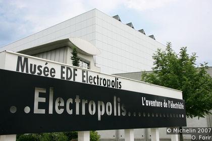 Musée EDF Électropolis