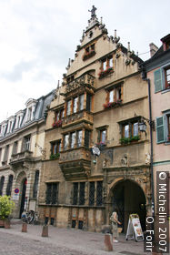 Maison des Têtes (House of the Heads)