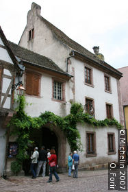 Liebrich House