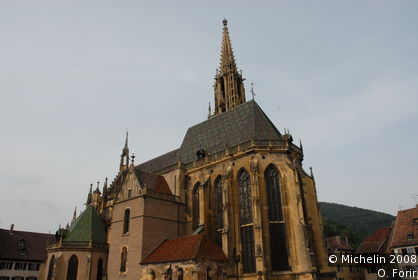 Collegiate Church of St Theobald