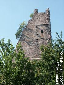 Donjons of Eguisheim
