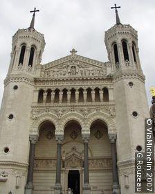 Basilique N.-D. de Fourvière