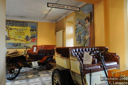 Musée de l'Automobile Henri-Malartre