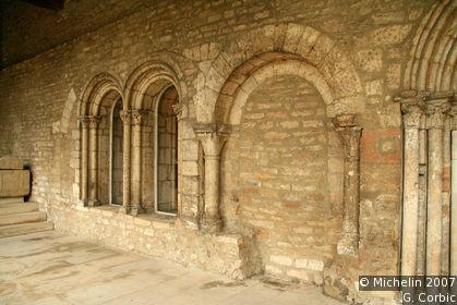 Abbaye de Tournus