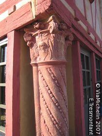 Maison du Pilier Rouge