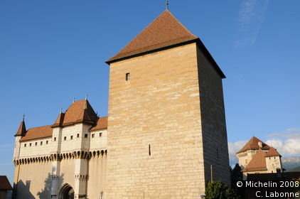 Annecy chateau-museum