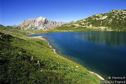Jovet lakes