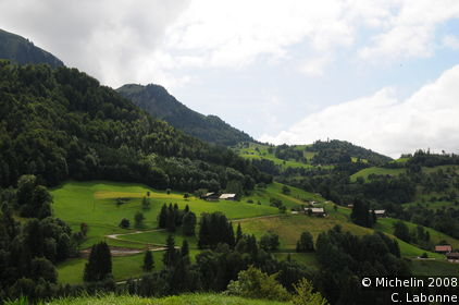 Manigod Valley