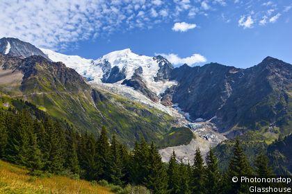 Nid d'Aigle (Bionnassay glacier)