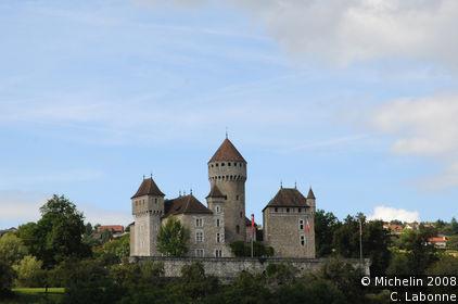 Montrottier Castle