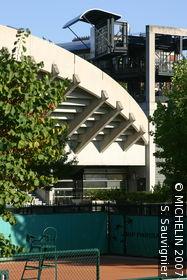 Roland-Garros Stadium