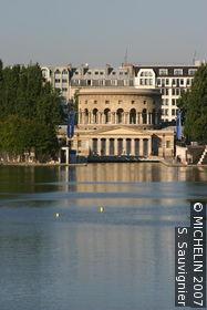 La Villette Rotunda