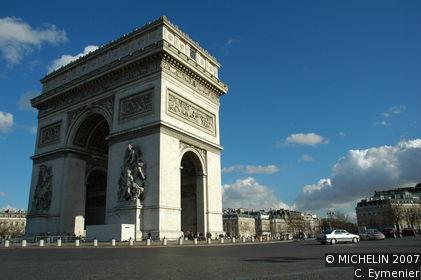 Place Charles-de-Gaulle (Place de l'Étoile)
