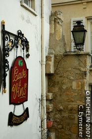 Rue de la Colombe