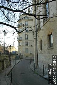 Rue des Ursins