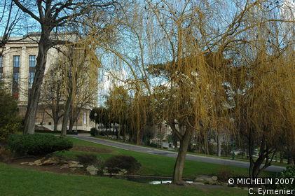 Trocadéro Gardens