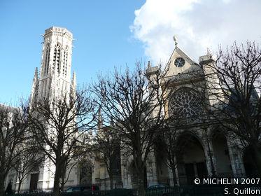 Church of St-Germain-L'Auxerrois