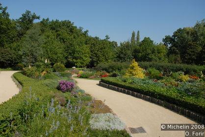 Vincennes floral Park
