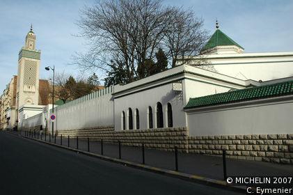 Paris Mosque