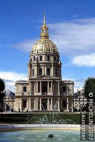 The Église du Dôme des Invalides