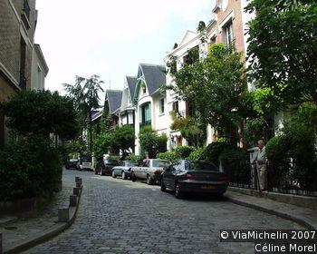 Avenue Junot