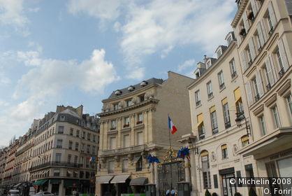 Faubourg St-Honoré