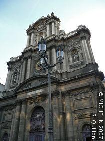 Église St-Paul-St-Louis