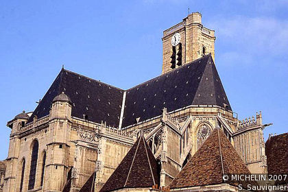 Church of St-Gervais-St-Protais